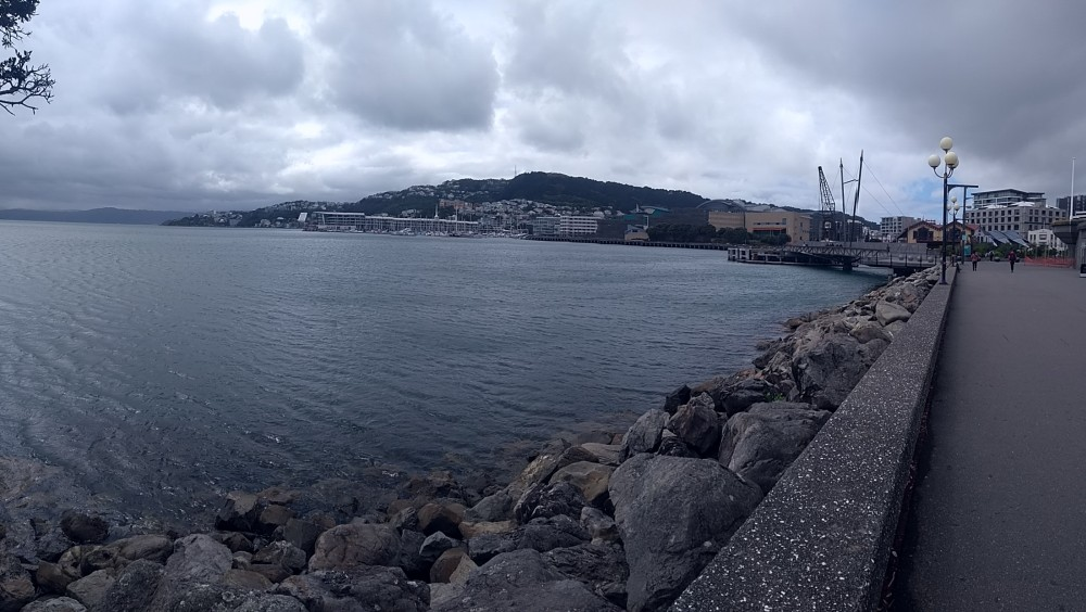 20190115 Wellington Waterfront