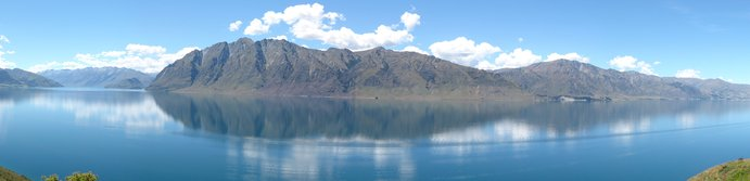 Lake Hawea Panorama